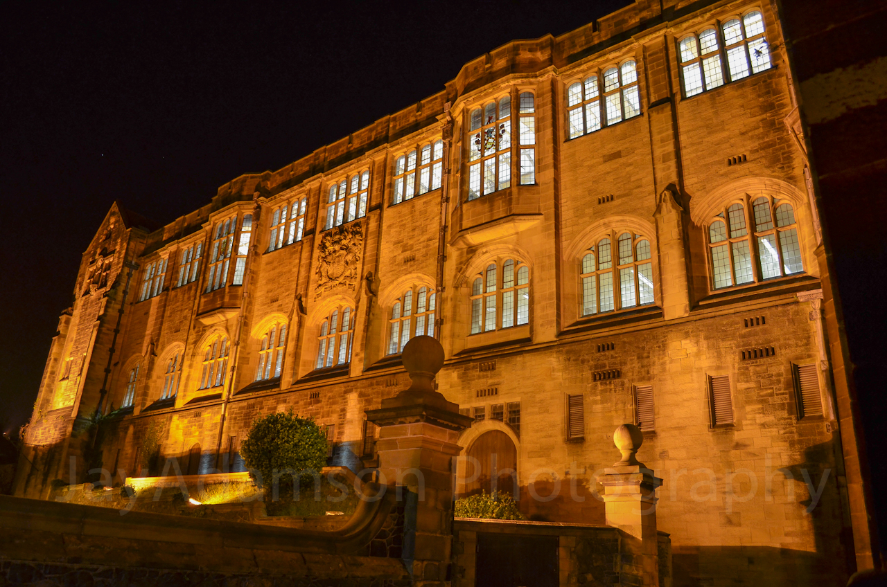 Bangor University - Main Arts